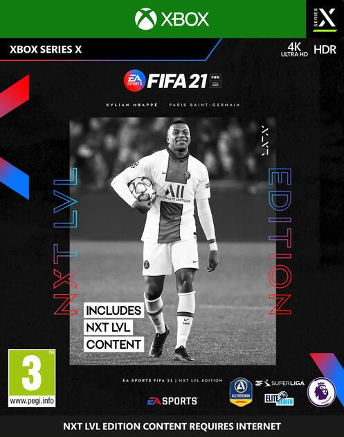 Fifa 21 XBX
