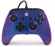 PowerA Xbox One Enhanced Wired Controller - Cosmos Nebula