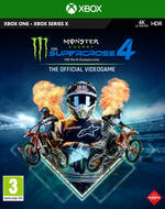 MONSTER ENERGY SUPERCROS 4 XB1