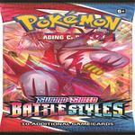Pokemon TCG: Sword & Shield 5 Battle Styles Booster CDU