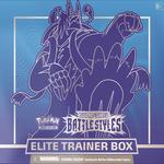 Pokemon TCG: Sword & Shield 5 Battle Styles Elite Trainer Box
