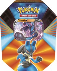 Pokemon TCG: Pokemon 2021 Sping Tin  (V Forces)
