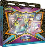 Pokemon TCG: Shining Fates 4.5 Mad Party Pin Collection