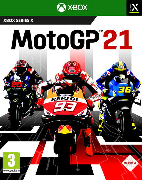 MOTO GP 21 XBX