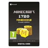 Minecraft 1,720 Minecoins