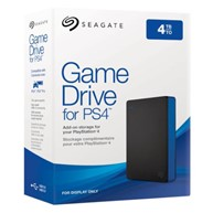 Seagate 4TB Game Drive for PS4