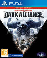 DUNGEONS & DRAGONS DARK ALLIANCE PS4