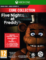 FIVE NIGHTS AT FREDDIES XB1