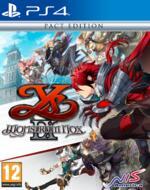 YS IX MONSTRUM NOX PS4