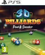 3D Billiard Pool And Snooker
