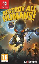 DESTROY ALL HUMANS SWT