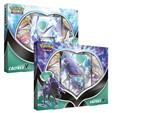 Pokemon TCG: Ice Rider / Shadow Rider Calyrex V Box