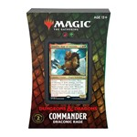 Magic The Gathering: Adventures In The Forgotten Realms Commander Deck - Draconic Rage