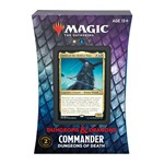 Magic The Gathering: Adventures In The Forgotten Realms Commander Deck - Dungeons Of Death