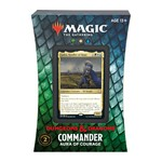 Magic The Gathering: Adventures In The Forgotten Realms Commander Deck - Aura Of Courage