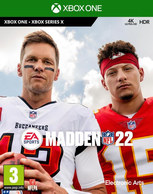 MADDEN NFL 22 XB1