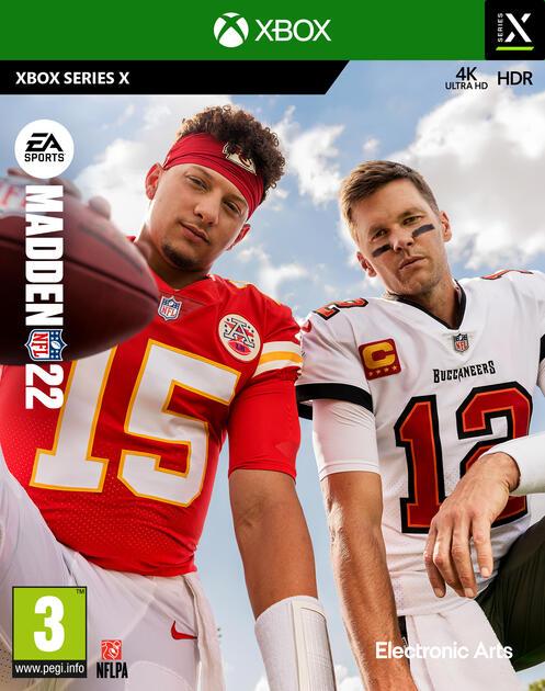 MADDEN NFL 22 XBX