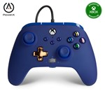 PowerA Enhanced Wired Controller for Xbox Series X|S - Midnight Blue