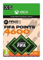 FIFA 22 Ultimate Team ™ - 4600 FIFA Points for Xbox