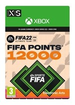 FIFA 22 Ultimate Team ™ - 12000 FIFA Points for Xbox