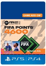 FIFA 22 Ultimate Team ™ - 4600 FIFA Points for Playstation