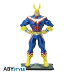 My Hero Academia Figurine - All Might With Metal Foil