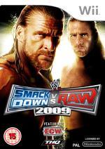 WWE Smackdown Vs. Raw 09