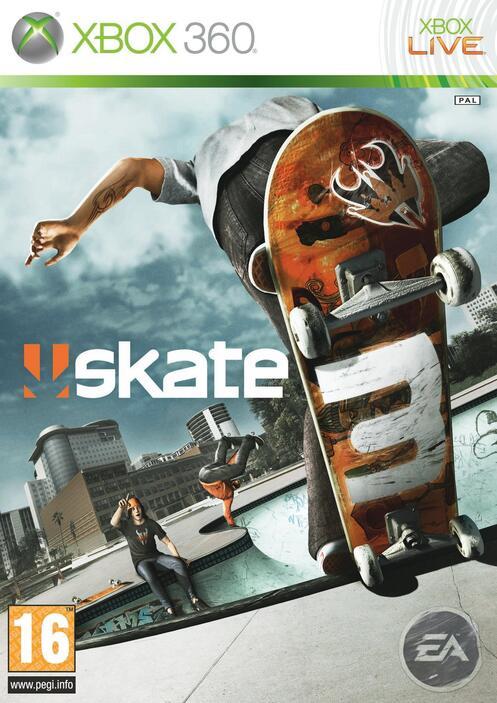 Skate 3 GameStop Ireland