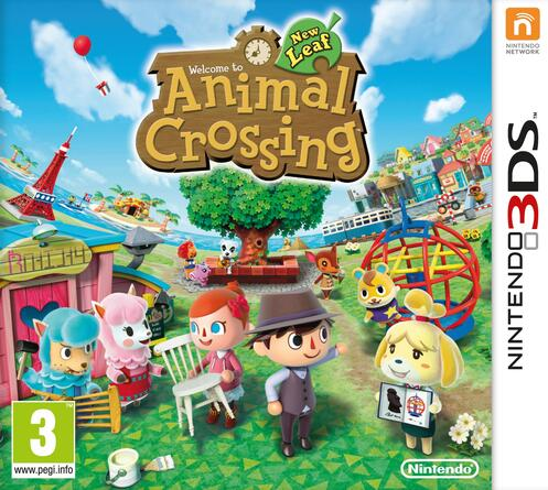Amiibo Animal Crossing New Leaf