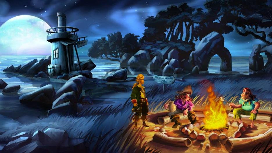Monkey Island Adventures